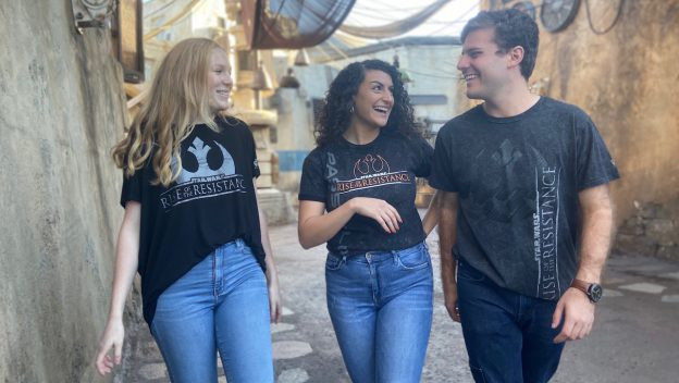 New Star Wars: Rise of the Resistance Attraction Merchandise Available Now
