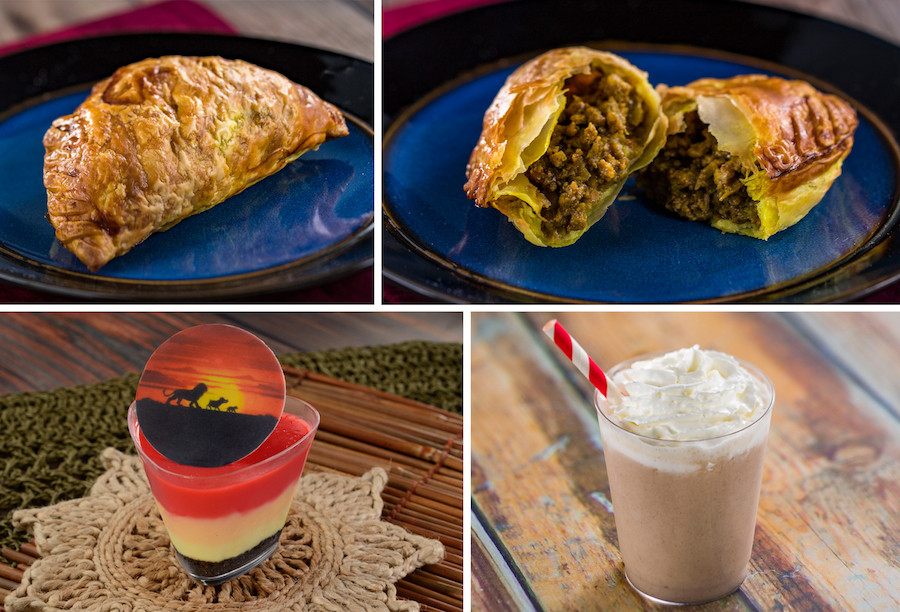 Refreshment Outpost Debuts a New Menu
