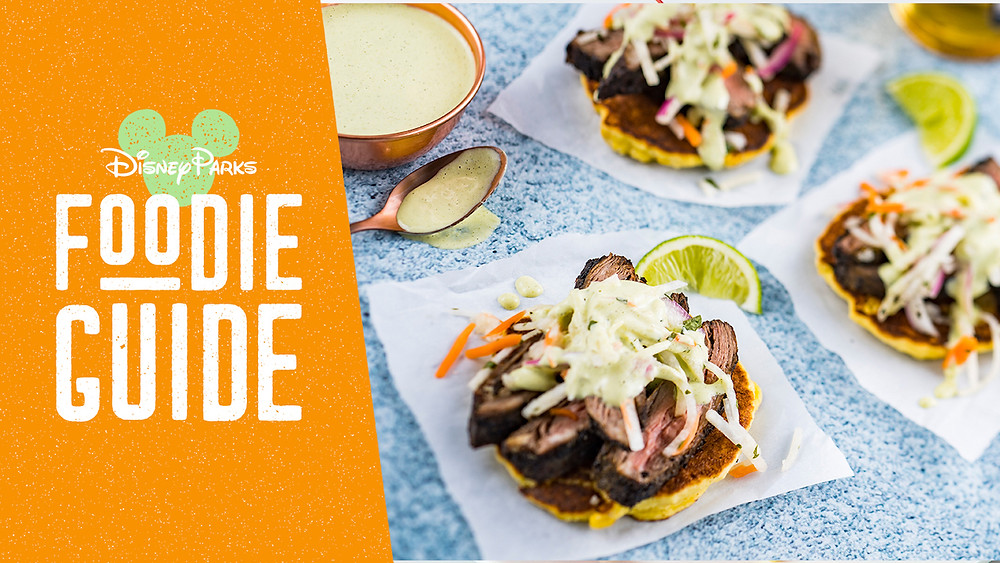 Foodie Guide for the Epcot International Food & Wine Festival