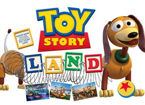 Enter to Win a Toy Story Land Vacation from ShopDisney!