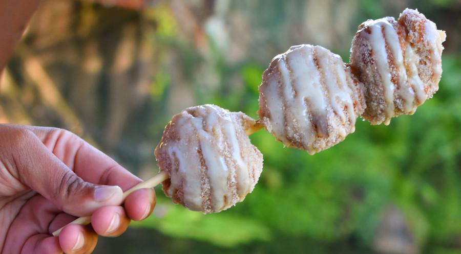 Animal Kingdom Apple Cider Donut Holes