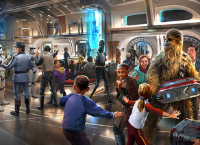 Details Revealed about the 'Star Wars': Galactic Starcruiser Vacation Experience