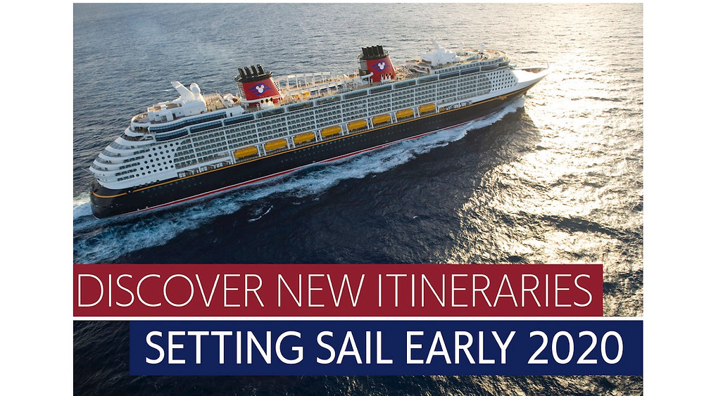 Disney Cruise Line to Sail from New Orleans & Hawaii in Early 2020