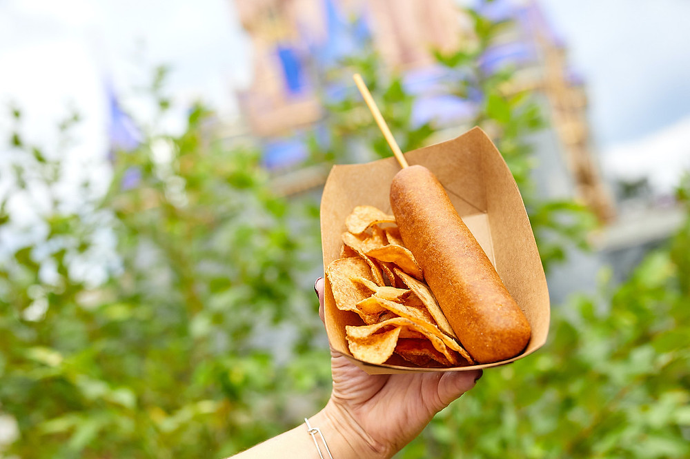 Magic Kingdom Foodie News Including Where to Find the Infamous Corn Dog!