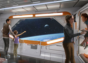 Location for the Star Wars Resort Revealed!