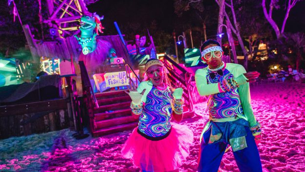 Tickets for Disney H2O Glow Nights at Disney's Typhoon Lagoon Are On Sale Now!
