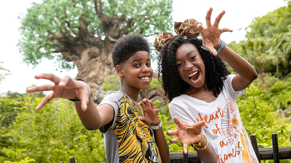 Stars of Disney's 'The Lion King' Surprise Guests at 'Festival of the Lion King' at Animal Kingdom