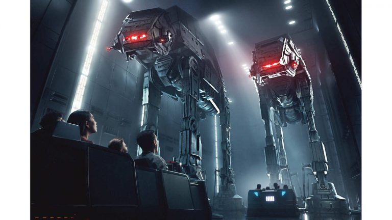 New Details About the Star Wars: Rise of the Resistance Attraction at Star Wars: Galaxy's Edge
