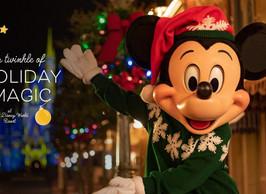 The Holiday Season Starts November 6 at Walt Disney World
