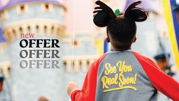New 2021 Walt Disney World Special Package Offer - Get 2 Extra Days Added to Your Ticket!