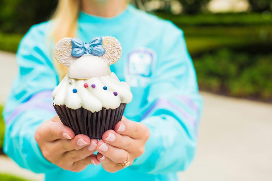 Iridescent Sweet Treats at Disney Parks