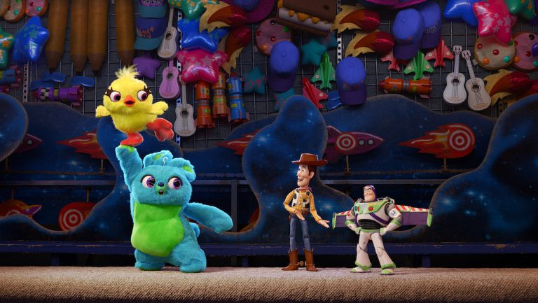 Sneak Peek of 'Toy Story 4' Coming to Disney Parks and Disney Cruise Line
