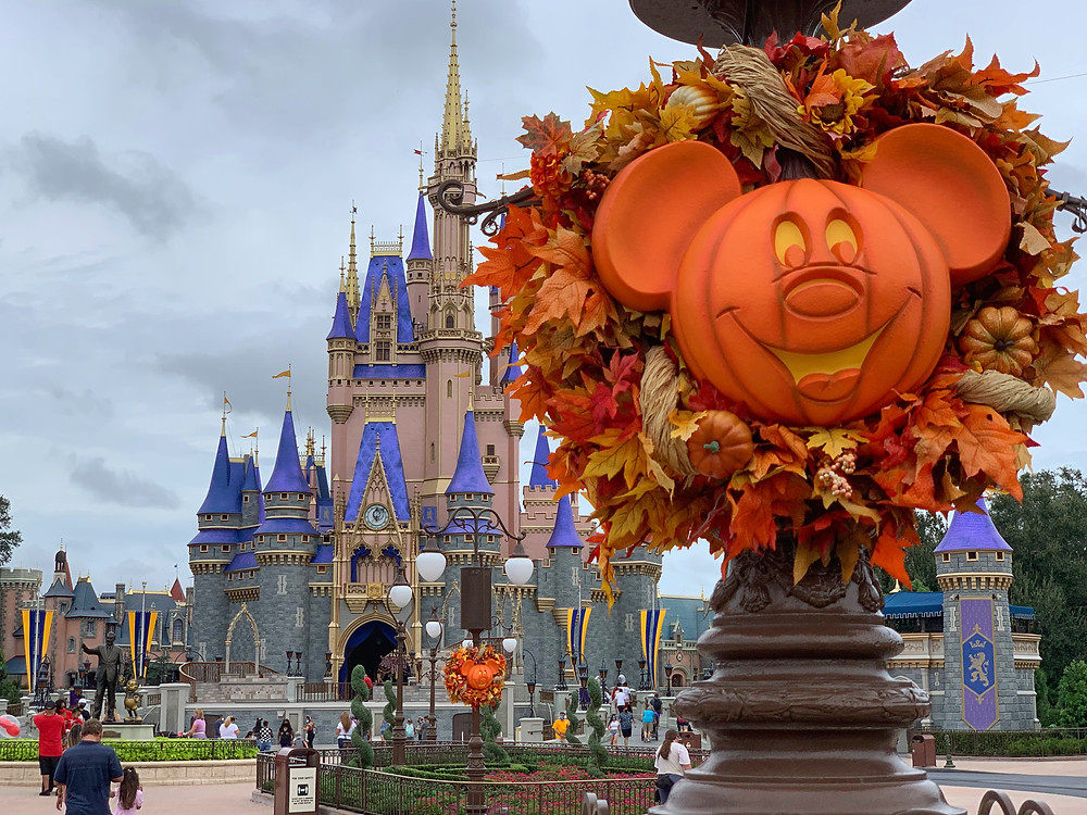 Disney World Resort Reservations Available Through January 2022