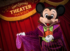 Character Guide for Mickey's Not-So-Scary Halloween Party 2019