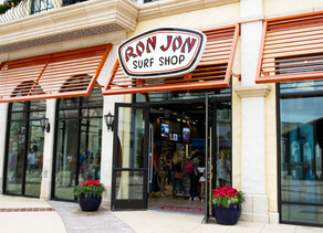 The Ron Jon Surf Shop is Now Open at Disney Springs