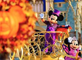 Halloween Entertainment Coming to Walt Disney World!