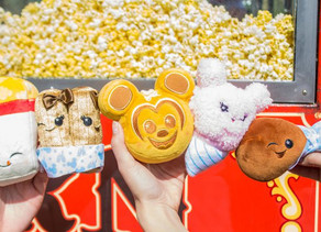 Celebrate Your Love of Disney Snacks With the Newest Wishables Collection