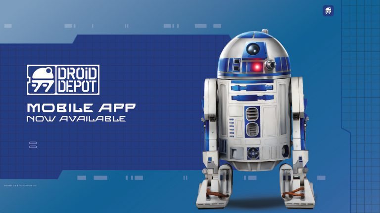 Droid Depot App Brings Star Wars: Galaxy's Edge to Your Home!