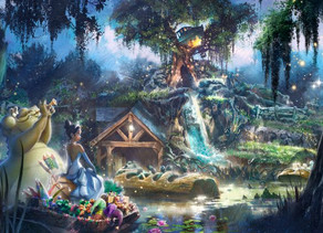 BREAKING: Splash Mountain to be Reimagined as 'The Princess and the Frog' Attraction