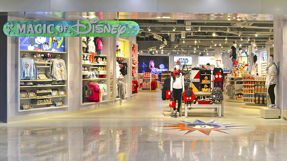 Don't Miss the Newly Reimagined Magic of Disney Store in Orlando International Airport