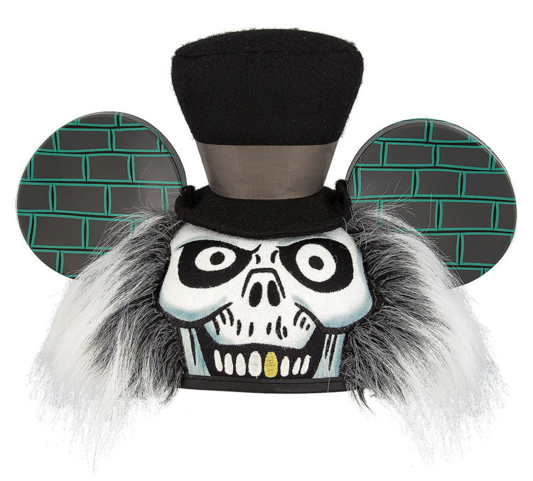 Haunted Mansion Ears Coming to Disney Parks