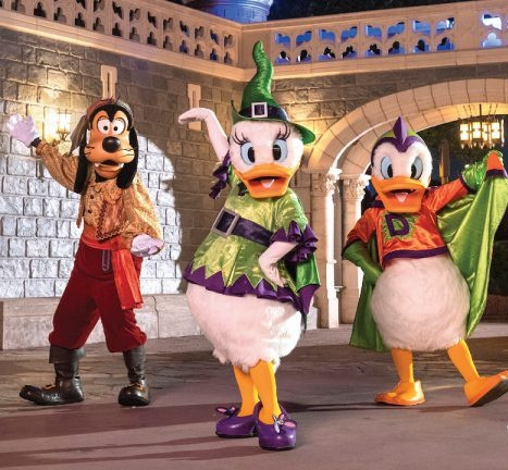 Capacity Increased for Disney After Hours Boo Bash