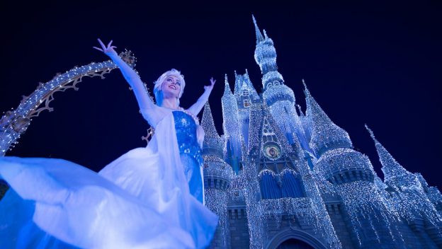Watch the Live Stream of the First Holiday Castle Lighting at Magic Kingdom on November 3