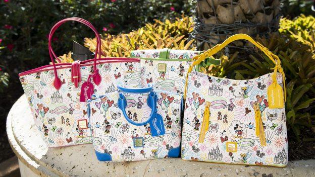 Dooney & Bourke Celebrates Ten Years of Disney-Inspired Designs on October 11 at Disney Springs!