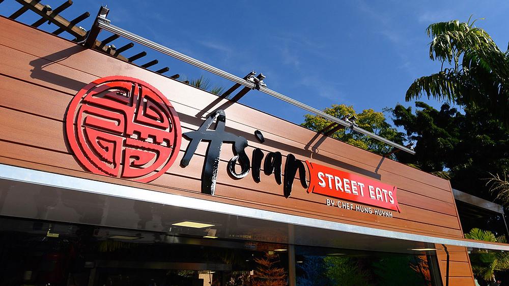 Asian Street Eats Now Open in Downtown Disney at Disneyland Resort