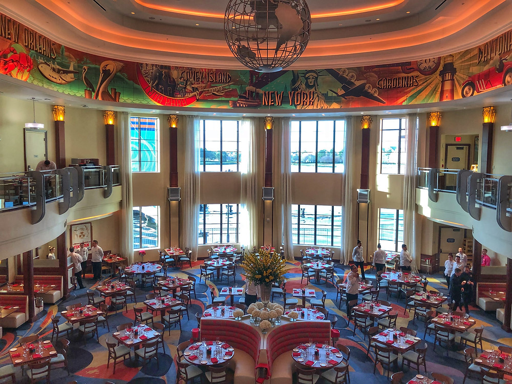 BIG Annual Passholder Discount at Maria & Enzo's and Enzo's Hideaway at Disney Springs!