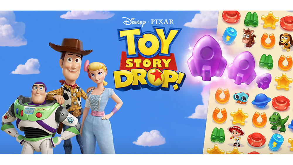 New Toy Story Drop! Pop-Up at Disney Springs