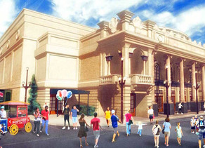 Main Street Theater Project at Magic Kingdom Cancelled?