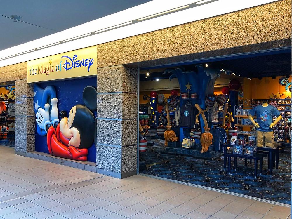 Magic of Disney Store at Orlando International Airport Has Closed