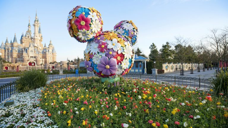 Shanghai Disneyland Has Officially Reopened!