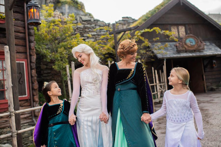 Celebrate 'Frozen 2' at Disney Parks Around the World!