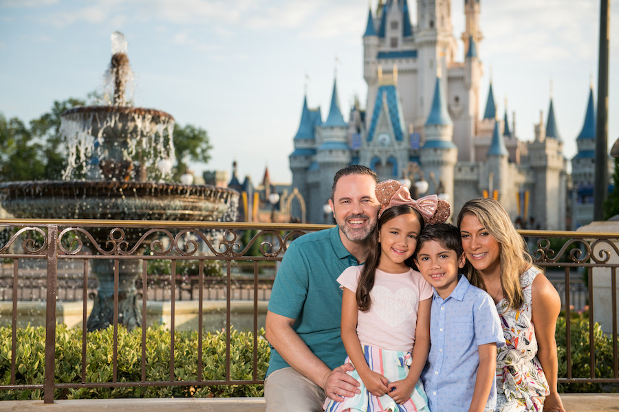 Personal Photography Experience Now Available at Magic Kingdom Park!