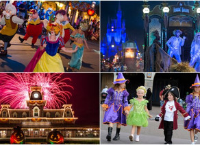Mickey's Not-So-Scary Halloween Party Tickets are Available Now!