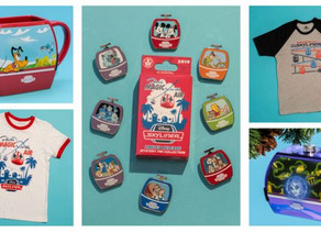 New Disney Skyliner Merchandise Available Today!