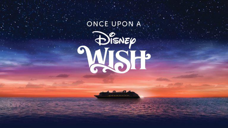 Disney Wish to be Virtually Unveiled April 29!