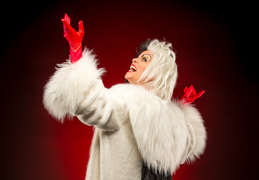 Cruella's Halloween Hide-a-Way Coming to Mickey's Not-So-Scary Halloween Party