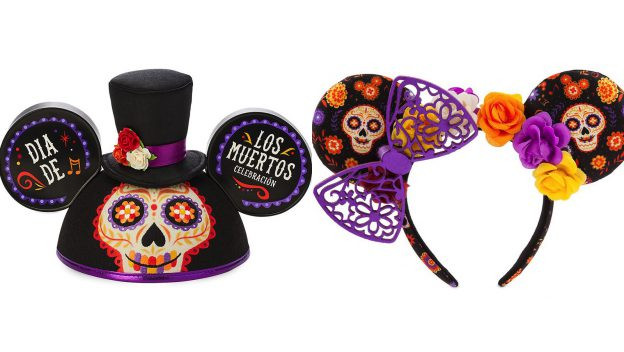 Día de los Muertos-Inspired Merchandise Now Available at Walt Disney World and Disneyland Resorts!