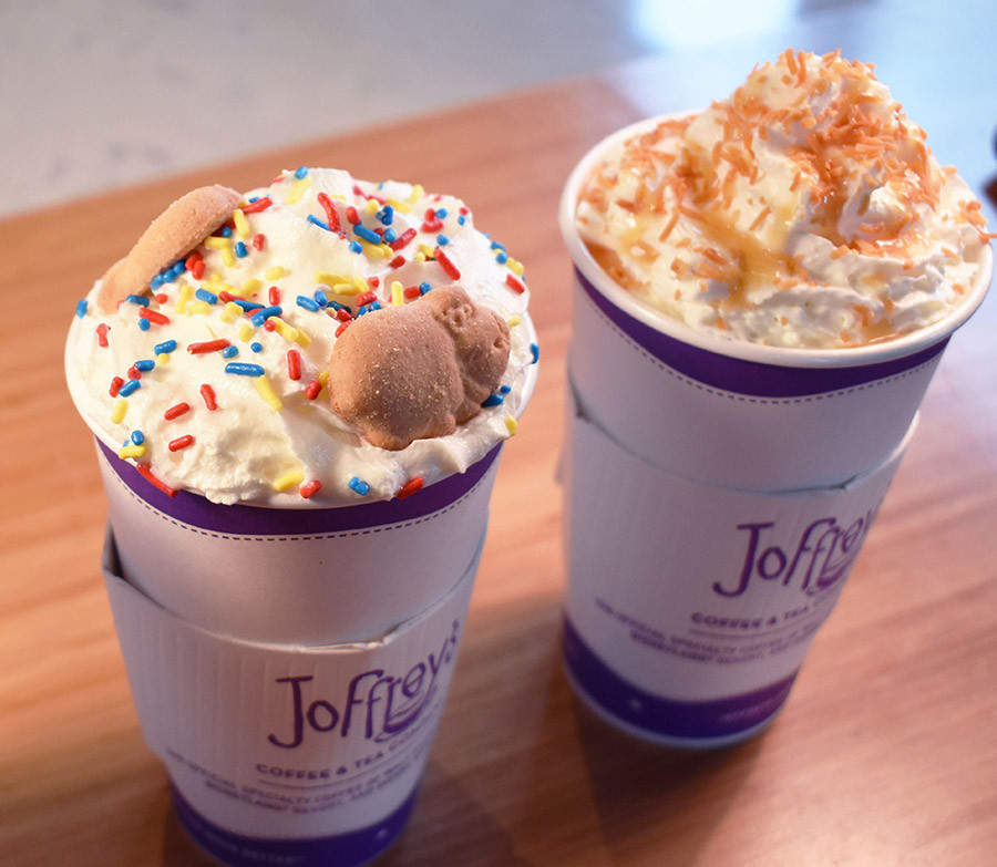Enjoy a Magical Drink at Joffrey's Coffee and Tea at Disney Springs
