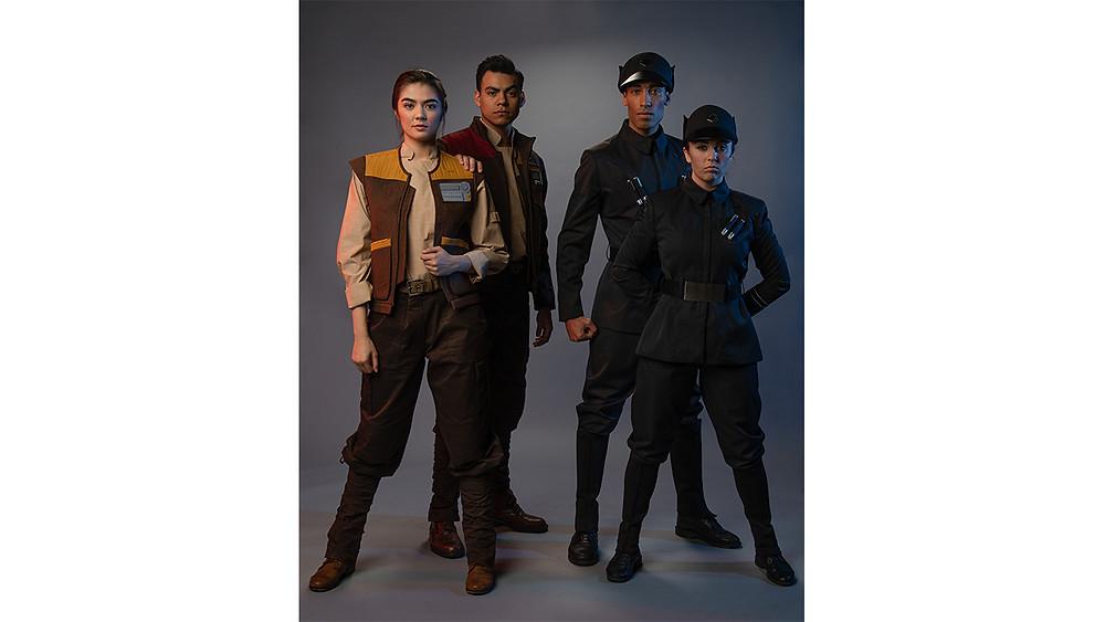 Star Wars: Galaxy Edge Cast Members Uniforms Revealed