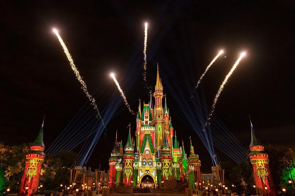 Firework Bursts Return to Magic Kingdom!