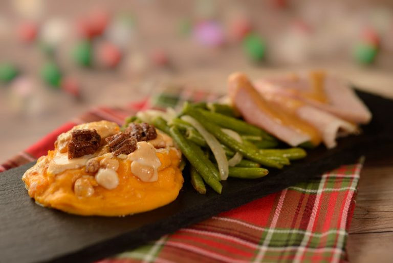 Menus Revealed for the Holiday Kitchens at the Epcot International Festival of the Holidays!