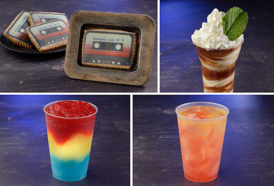 Awesome 'Guardians of the Galaxy –Eats Have Arrived at Epcot for the Summer
