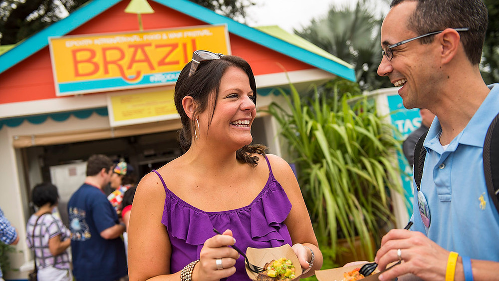 Disney PhotoPass Opportunities at the Epcot International Food & Wine Festival