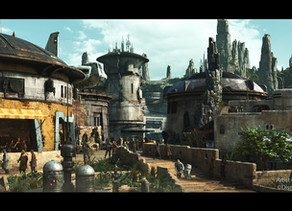 Star Wars: Galaxy's Edge Village Name Revealed: Black Spire Outpost