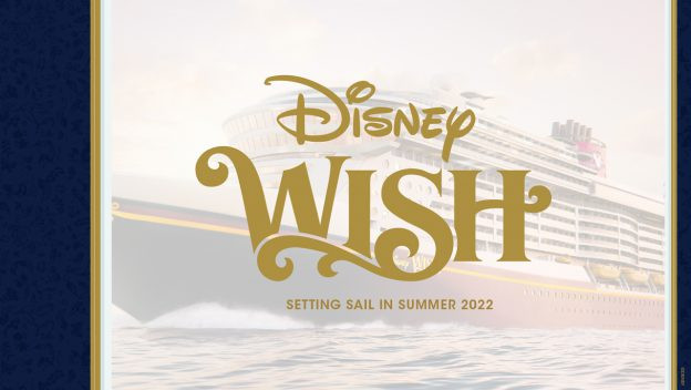 VIDEO: Grand Hall of Disney's Newest Cruise Ship - Disney Wish
