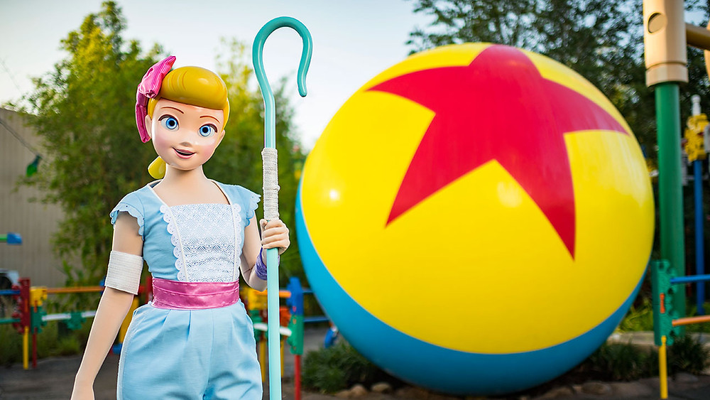 Bo Peep from Toy Story is on Her Way to Disney Parks!